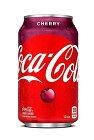 【賞味期限2021.2.22】コカコーラ チェリーコーク 缶 355ml×12 輸入ドリンク 海外炭酸 アメリカのジュース 輸入 ジュース 人気商品 缶 チェリーコーラ