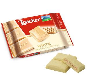 ローカー チョコレート ホワイト 50g×12 【ローカー(Loacker)】ローカー ウエハース 美味しいもの チョコレート チョコ イタリア イタリア イタリア チョコレート ヨーロッパ おかし ヘーゼル