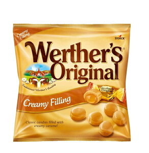 【送料無料】ヴェルタース オリジナル クリーム キャラメル 80gx12袋 ドイツの輸入おかし 輸入菓子 海外お菓子