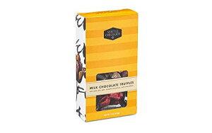 シアトルチョコレート ミルクトリュフチョコ アソートBOX 113g×6箱 ミルク・シーソルト・ヘーゼルの3種アソート アメリカのチョコレート アメリカのチョコ 輸入チョコ 海外チョコ