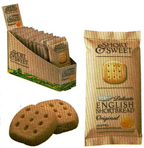アーティザン ARTISAN ショートブレッド オリジナル 25g×12袋 輸入菓子 輸入クッキー イギリスのクッキー かわいいお菓子 海外クッキー 海外菓子 プレゼント 贈り物 ヨーロッパのクッキーセッ