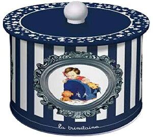 【送料込み】ラ・トリニテーヌ バレル缶・レトロキッズ ガレット・パレット詰め合わせ 445g パグ ガレット・パレット フランスのクッキー フランスのおみやげ フランスのお土産