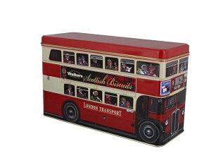【送料込み】ウォーカー ロンドンバス缶 450g 輸入菓子 缶 輸入菓子 輸入クッキー ショートブレッド walkers フィンガー ウォーカー ショートブレッド イギリス お土産 イギリス お菓子 英国