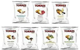 【送料無料】トーレス ポテトチップス 7種 食べ比べセット スペインのスナック 輸入菓子 輸入スナック 輸入ポテトチップス 高級ポテトチップス 輸入ポテトチップス スペインのスナック 輸入菓子 海外ポテトチップス 海外スナック 高級ポテトチップス