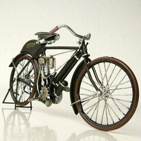 アンティーク レトロ バイク 置物 おしゃれ ブリキのおもちゃ アイアン 鉄 アメリカン雑貨 アメリカ雑貨 インテリアオブジェ アンティーク風 雑貨 かっこいい 置物 小物 男性 誕生日プレゼント 贈り物 アンティーク調 置物 American Nostalgia バイク