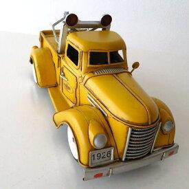 アンティーク レトロ 車 置物 おしゃれ ブリキのおもちゃ アイアン 鉄 アメリカン雑貨 アメリカ雑貨 インテリアオブジェ アンティーク風 雑貨 かっこいい 置物 小物 男性 誕生日プレゼント 贈り物 アンティーク調 車 置物 American Nostalgia トラック