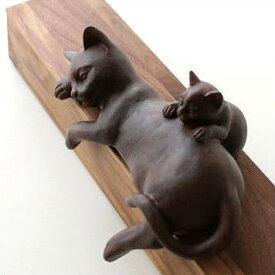 猫の置物 インテリアオブジェ かわいい 猫雑貨 ネコグッズ おしゃれ ねこ 置き物 アンティーク アジアン雑貨 猫の置物 インテリア小物 インテリアオブジェ 可愛い おしゃれ 猫雑貨 ネコグッズ アンティーク風 おしゃれ ねこ 置き物 アジアン雑貨 親子ネコのお昼寝