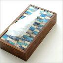 ティッシュケース おしゃれ 木製 北欧 かわいい 木 インテリア アンティーク ティッシュカバー TISSUE BOX 箱 収納 四角 ティッシュケースボックス ティッシュボックス ナチュラル モダン