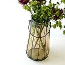 花瓶 フラワーベース ガラス アイアン 大きい おしゃれ シンプル アンティーク かわいい モダン クラシック ヨーロピ…
