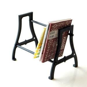 ブックスタンド 卓上 鉄製 アイアン おしゃれ 本立て シンプル インテリア ディスプレイ 鉄のブックスタンド