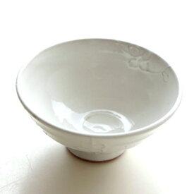 お茶碗 ご飯茶碗 おしゃれ 陶器 日本製 瀬戸焼 かわいい 和食器 焼き物 飯碗 ご飯茶わん 花の木粉引茶碗
