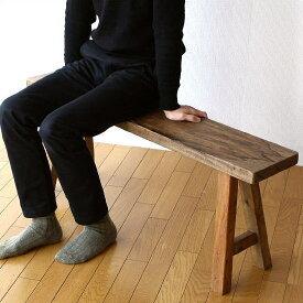 シャビーシック家具 ウッドベンチ 天然木 木製ベンチ スリム 省スペース 長いす レトロ ナチュラル カントリー アンティーク調 モダン シンプルベンチ 玄関ベンチ 玄関椅子 腰掛け 長椅子 木製 ベンチ ヴィンテージ風 ベンチ 送料無料 シャビーシックなウッドベンチ
