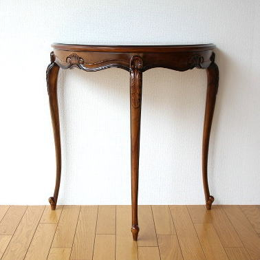 Mahogany Solid Wood Console Natural Wood Wooden Console Table Flower Phone  Units Door Side Table Helpful