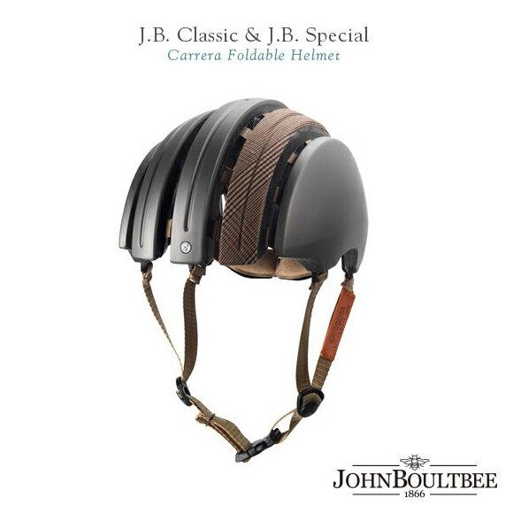 【ポイント最大18倍(8/16 10時まで)】JB_SPECIAL(JBスペシャル)BROOKS(ブルックス)カスクから影響を受けたフォールディングヘルメット