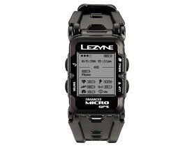 【キャッシュレス還元5%対象】MICRO GPS WATCH(マイクロGPSウォッチ)【マルチアスリートに向けたウェアラブルデバイス】LEZYNE(レザイン)スピードメーター・サイクルコンピュータ