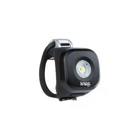 【フロント用】【遠くまで照らせる/照射角20度モデル】KNOG(ノグ)BLINDER MINI DOT FRONT(ブラインダーミニドット)LEDライト・USBリチャージャブルライト