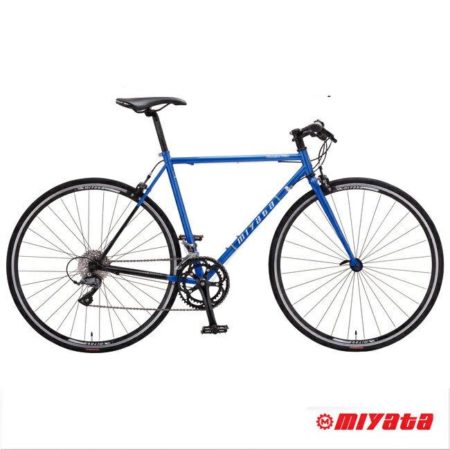 【2018モデル】MIYATA SPORT(ミヤタスポーツ)FREEDOM F(フリーダムF)クロモリクロスバイク【送料プランB】 【完全組立】【店頭受取対応商品】