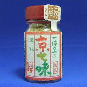 【一休堂】京七味/瓶入り(15g)