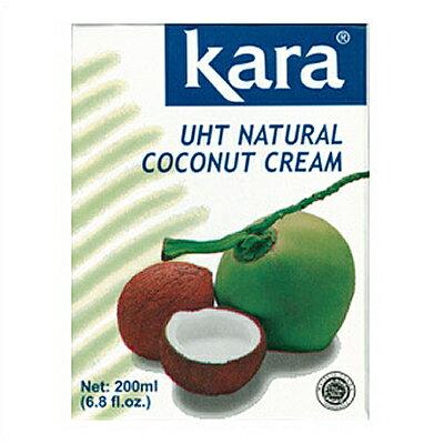 【ハラル認証】Kara ココナッツクリーム UHT(業務用/25個入)【HALAL(ハラール)】