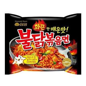 激辛ブルダック炒め麺(三養/サムヤン/韓国産)|業務用40個入/送料無料