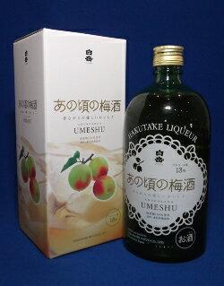 梅酒(箱)