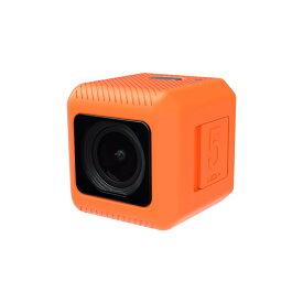 ドローン カメラ Runcam 5 4K アクションカメラ 超軽量 EIS 手振れ補正 FPVレースドローン 高性能 高強度PCシェル 2.7K/60fps 低消費電力 録画 撮影