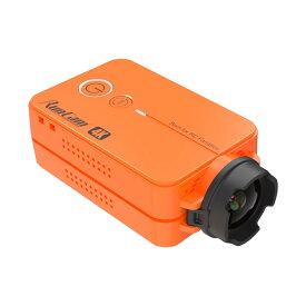 ドローン カメラ Runcam 2 4K アクションカメラ 超軽量 4K30FPS FPVカメラ 広角レンズアクションカム 遠隔操作 ドローン空撮用 低消費電力 録画 撮影
