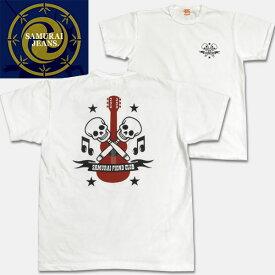 SAMURAI JEANS(サムライジーンズ)半袖Tシャツ【SOT13-101】ホワイト
