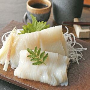 【送料無料】 北海道 いかそうめん 5人前 いか するめいか 刺身 魚 函館 前浜