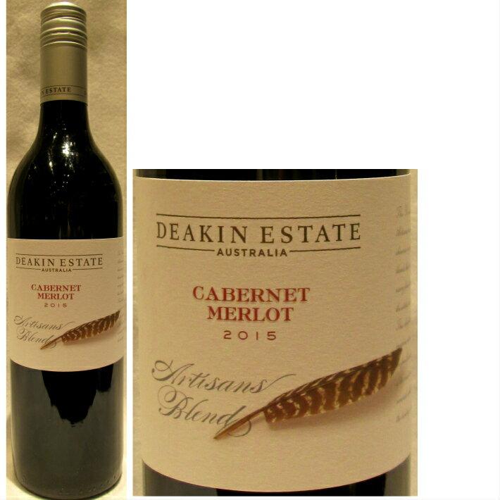 【赤ワイン】 オーストラリア ディーキン エステート カベルネ メルロー ミディアムボディ ヴィクトリア