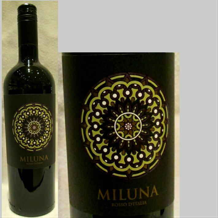 【赤ワイン】 イタリア ミルーナ ロッソ