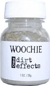 米国シネマシークレット社製 ムービーダート ドライパウダー(ラテックスに使用可)アッシュ(グレー) WOOCHIE Pro dirt effects MD011