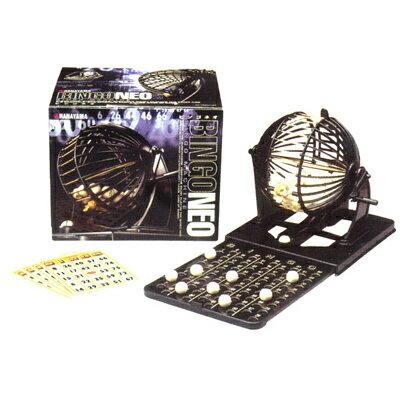ビンゴネオ(NEO)(本格ビンゴゲーム) パーティーグッズ おもちゃ ビンゴ 景品 ビンゴゲーム機 ビンゴ ゲーム カード