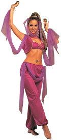 ARABIAN PRINCESS アラビアンプリンセス 大人 女性 衣装 変装 ダンス 仮装 コスチューム アラジン ハロウィン コスプレ