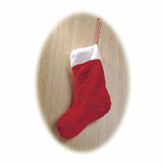 ふわもこX'masくつした サンタ コスプレ クリスマス コスチューム サンタ サンタクロース 衣装