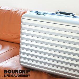 スーツケース BOUNDRIP バウンドリップ キャリーケース BD55 Mサイズ 70L フレーム キャリーバッグ 大容量 修学旅行 卒業旅行 送料無料 2年間保証