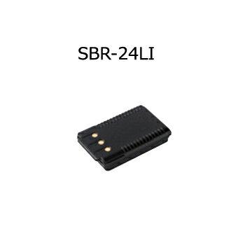 STANDARD/YAESU(スタンダード・ヤエス)(八重洲無線) SBR-24LI
