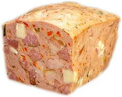 チーズ・ベーコン・サラミなどを混ぜ込んだ焼ソーセージ♪ピザケーゼ(400gパック)