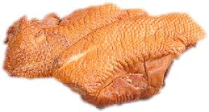 合鴨の胸肉を風味豊かに仕上げました♪鴨ムネスモーク(1枚)
