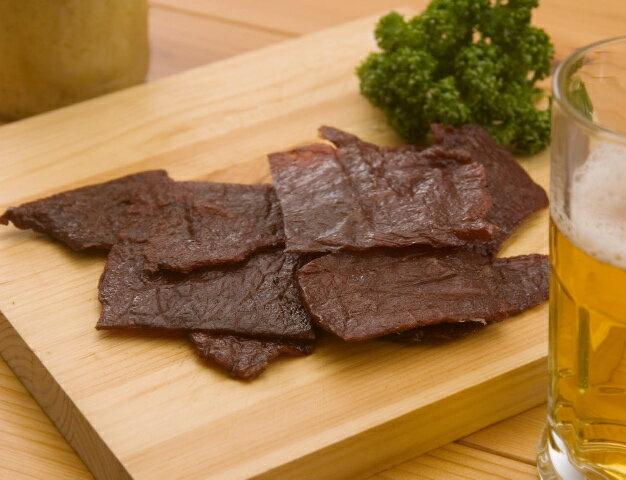 上質の牛肉をじっくり燻製♪1994年スラバクト金賞受賞 和牛ビーフジャーキー(100g)