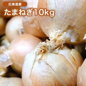 【国産(北海道産)】たまねぎ 10kg L 約50個入 1玉約200g 玉葱 玉ねぎ オニオン onion カレー 業務用