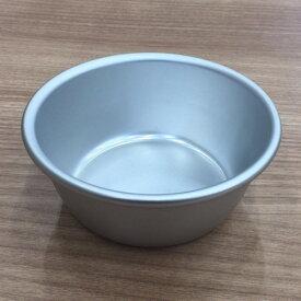 アルマイト マッコリカップ 手無 11cm シルバー/プロ用/新品