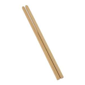 カバ材(国産)天ぷら粉とき箸 30cm/業務用/新品