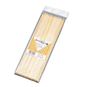 竹バーベキュー串(50本入)3.5×280mm/業務用/新品