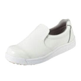 【ノサックス 厨房靴 グリップキング 白 GKW-W 26.5cm】/業務用/グループA