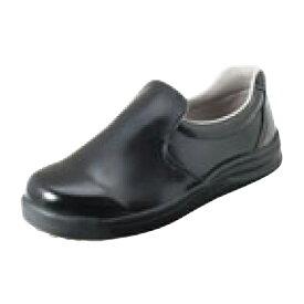 【ノサックス 厨房靴 グリップキング 黒 GKW-B 24.5cm】/業務用/グループA