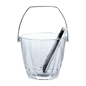 ガラス アイスペール サージュ M-6830 高さ130(mm)/業務用/新品