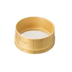 パン粉フルイ(木枠) 尺1(33cm) ST張 6.5メッシュ/業務用/新品