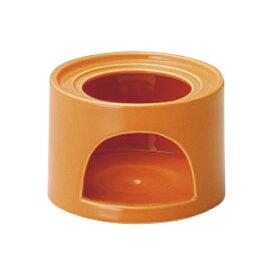 ソースウォーマー オレンジ (大) ローソク専用 /業務用/洋食器
