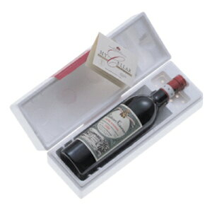 ワインケース マイセラー(1本用) 幅117 奥行110 高さ345/業務用/新品 /テンポス
